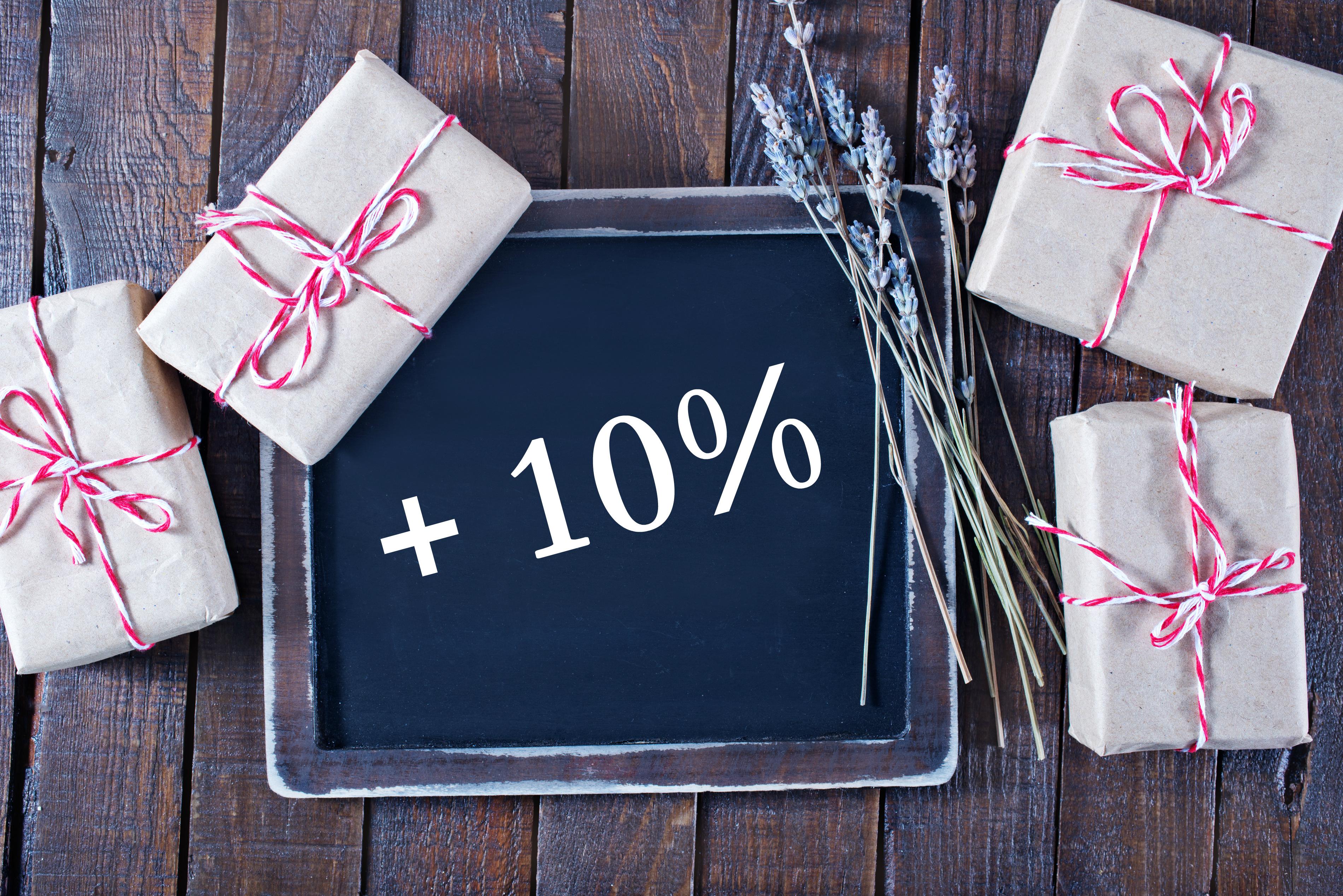 Пополните баланс и получите +10% от платежа.